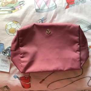 NWT Lululemon all your small things pouch